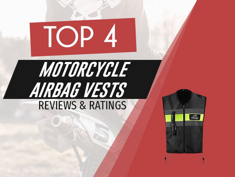 image of top rated motorcycle airbag vests